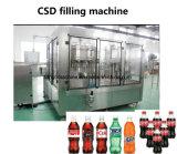 Linha Carbonated automática da máquina de enchimento da bebida da bebida da soda para a coca-cola Fanta de Pepsi