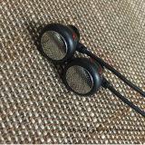 Micが付いている極度の低音の耳の金属のイヤホーンのハイファイ騒音取り消す3.5mmヘッドセット