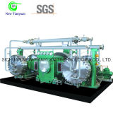 Tipo alto compresor volumétrico de Gd del diafragma del hidrógeno de la tarifa