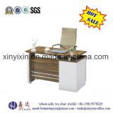 Moderner Kraftstoffregler-Möbel-Melamin-Computer-Büro-Schreibtisch (SD-008#)
