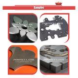 machine de découpage en acier en métal de laser de fibre de la haute précision 300W