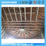 주문을 받아서 만들어진 편리한 살아있는 Prefabricated 별장 집