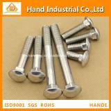 O melhor preço DIN603 Stock 316 o parafuso do bocal de Aço Inoxidável