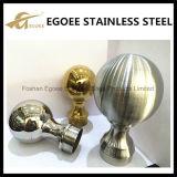 Boule supérieure en acier inoxydable en or