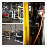 Leistungsfähiges PVC/ASA, PVC/PMMA glasierte Dach-Fliese-Strangpresßling-Zeile