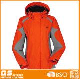 Moda masculina jaqueta de esqui de desporto coloridos