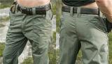 Занятия спортом на открытом воздухе мужчин военных грузов брюки утолщения города тактические брюки