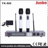 広い周波数範囲専門KTVの段階パフォーマンス無線電信のマイクロフォン