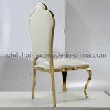 ホテルが付いている椅子を食事する最新のデザイン金属の無作法な椅子