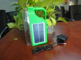 Bewegliche Solar-LED-nachladbare kampierende Laterne-Fackel