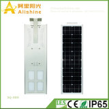 Nuovo 80W 5 anni di garanzia tutta in un indicatore luminoso solare del LED per forte zona del sole