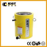 Cilindro idraulico di altezza ridotta a semplice effetto con alto tonnellaggio