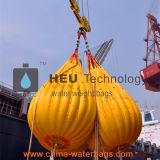 Poids de l'eau de chargement d'épreuve de test de matériel de levage