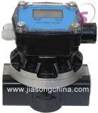 デジタル楕円形ギヤ燃料の流れメートル(OGM25-EP-1)