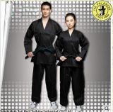 Uniforme preto de Taekwondo, ternos de Taekwondo, Taekwondo Dobok