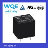 (WL22F) 가전 제품 및 산업용 연락 감도 스위치를위한 소형 크기의 전원 릴레이