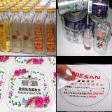 Пользовательские этикетки печать, наклейки на валики, прозрачных четкие этикетки этикетки