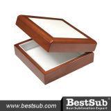"""Bestsub 6 """"X6"""" caja de joyería de madera embaldosada de cerámica (SPH66BR)"""