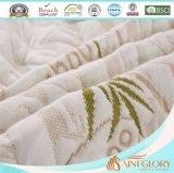 Protezione di bambù del materasso con il re misura Size del pannello esterno