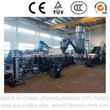 Máquina de la granulación de la película de la alimentación forzada con la capacidad 300kg por hora