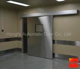 Portello scorrevole automatico ermetico aperto di Hosptial del doppio (HF-1075)