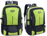 Sac s'élevant de déplacement extérieur de sac à dos, sac de sac à dos d'ordinateur portatif pour l'élève