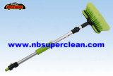 Escova de fluxo de água telescópica para lavagem de carros (CN1951)