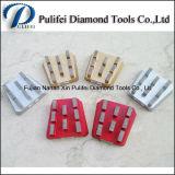 Пола диаманта металла конкретного пола инструментов меля диск истирательного меля