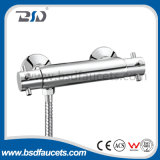 Faucet termostático do chuveiro do banho da em-Parede da alta qualidade com desviador