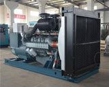 open of Stille Diesel 600kw Doosan Generator Genset
