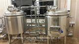 Pub-Brauerei-Geräten-dampferhitzte Brauerei mit zwei Behältern