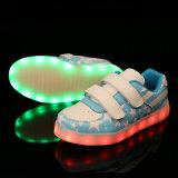 Shining холодные ботинки СИД с заряжателем USB