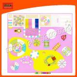 Mich игровая площадка для использования внутри помещений пластиковых игрушек мягкая игровая площадка для детей