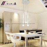 LED 예술 개성 층계 침실을%s 현대 별장 펀던트 램프