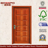 De una puerta de madera de madera de Oriente Medio País (GSP2-012)