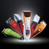 Cizalla y condensador de ajuste recargables Corded y sin cuerda de pelo