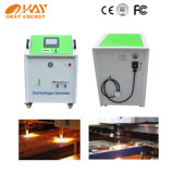 Generatore giusto del gas d'acqua di Hho dell'idrogeno di Oxy dell'unità di elettrolisi dell'acqua di energia