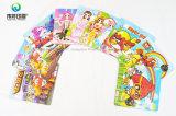 엄밀한 카드 수수께끼를 인쇄하는 고품질 다채로운 종이