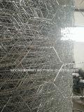 Sailinは電流を通された六角形の金網の網を熱浸した