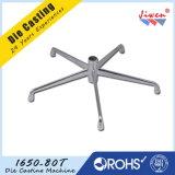 La qualità ha assicurato di alluminio la base della presidenza del rivestimento della polvere della pressofusione