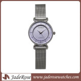 High Quality Fashion Promotion Mesh Band Ladies Alloy Watch