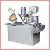 Semi автоматическая машина завалки капсулы с GMP
