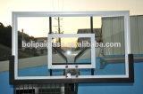 Todo el marco de aluminio, tablero trasero de baloncesto del vidrio Tempered del aislante (BLP-AJ-TG10)