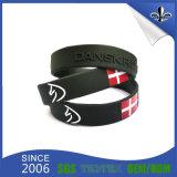 Bracelet en silicone de mode personnalisé OEM Sport Fashion