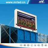 Pantalla de visualización de nuevo P16mm LED LED al aire libre de diseño de la pantalla 2017/de los deportes de Mrled