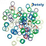 Gaxetas e anéis-O de borracha do silicone dos selos
