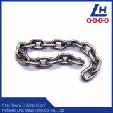 En acier allié ASTM80 G70 La chaîne de transport avec les crochets