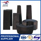 Bon prix pour l'acier louche Magnesia-Carbon brique\réfractaires briques de magnésie carbone