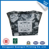 L'eau bleue de haute qualité du papier imprimé un sac de shopping pour vêtement de l'emballage