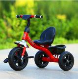 工場価格の簡単な子供の三輪車の子供の赤ん坊の三輪車